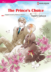 THE PRINCE'S CHOICE: Harlequin Comics