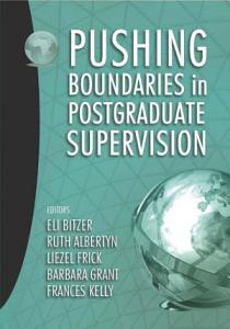 Pushing Boundaries in Postgraduate Supervision PDF