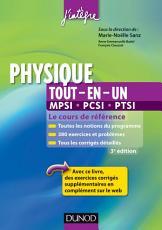 Physique tout en un MPSI PCSI PTSI   3  me   dition PDF