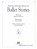 The Illustrated Book of Ballet Stories PDF