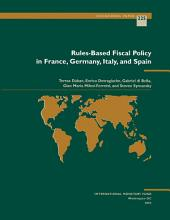 Rules-Based Fiscal Policy in France, Germany, Italy and Spain