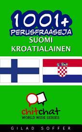 1001+ perusfraaseja suomi - kroatialainen