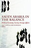 Saudi Arabia in the Balance