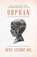 The Ambition and Determination of an Orphan PDF