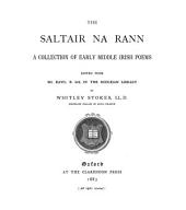 The Saltair na rann: a collection of early Middle Irish poems, Part 3