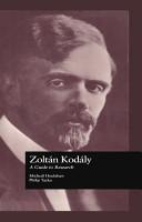 Zoltan Kodaly PDF