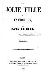 La jolie fille du Faubourg