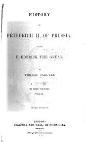 History of Friedrich II of Prussia, called Frederick the Great: Volume 2