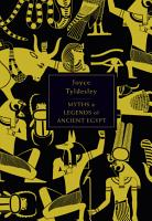 The Penguin Book of Myths and Legends of Ancient Egypt PDF