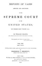 United States Reports: Cases Adjudged in the Supreme Court, Volume 12