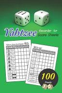 Recorder for Yahtzee Score Sheets