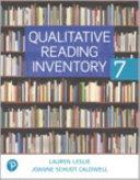 Qualitative Reading Inventory  rental Edition  Book
