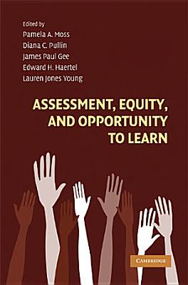 Assessment  Equity  and Opportunity to Learn PDF