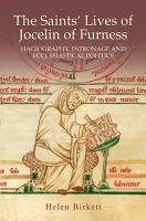The Saints  Lives of Jocelin of Furness PDF