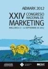 XXIV Congreso Nacional de Marketing. AEMARK 2012
