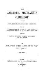 The Amateur Mechanics Workshop