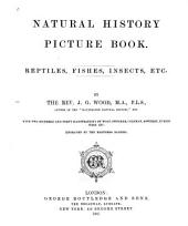 Natural History Picture Book: Reptiles, Fishes, Insects, Etc