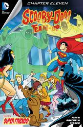 Scooby-Doo Team Up (2013-) #11