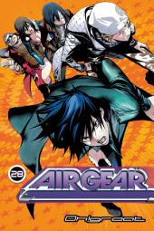 Air Gear: Volume 28