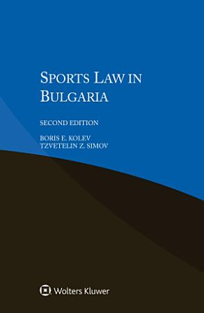 Sports Law in Bulgaria PDF
