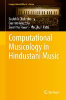 Computational Musicology in Hindustani Music PDF