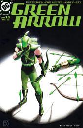 Green Arrow (2001-) #14