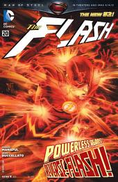 The Flash (2011- ) #20