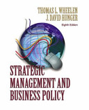 Strategic Management And Business Policy Book PDF
