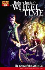 Robert Jordan's The Wheel of Time: The Eye of the World #8