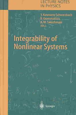 Integrability of Nonlinear Systems PDF