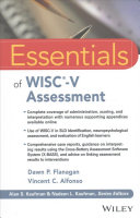 Essentials of WISC V Assessment with Cross Battery Assessment Software System 2 0  X BASS 2 0  Access Card Set PDF