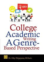 College Academic Writing A Genre-Based Perspective