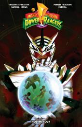 Mighty Morphin Power Rangers: Volume 4