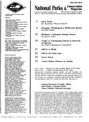 National Parks Conservation Magazine Book PDF
