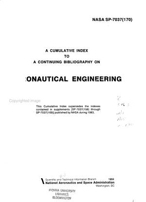 Aeronautical Engineering PDF