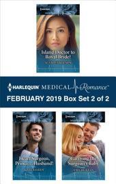 Harlequin Medical Romance February 2019 - Box Set 2 of 2: An Anthology