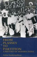From Plassey to Partition PDF