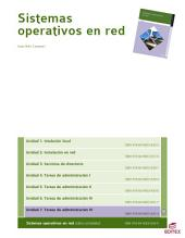 Tareas de administración IV (Sistemas operativos en red)