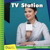 TV Station: Read Along or Enhanced eBook