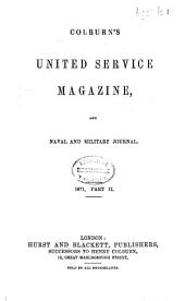 Colburn's United Service Magazine and Naval and Military Journal: Volume 44