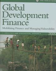 Global Development Finance 2005 PDF