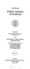 Michigan Public School Handbook PDF