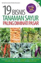 19 Bisnis Tanaman Sayuran Paling Diminati Pasar