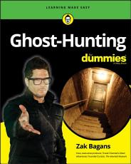 Ghost Hunting For Dummies PDF