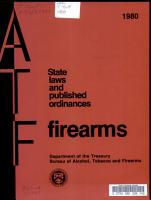 State Laws and Published Ordinances PDF