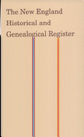 The New England Historical and Genealogical Register  PDF