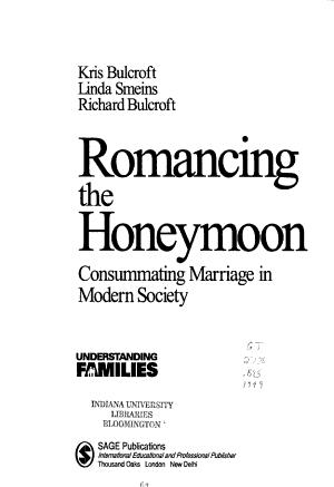 Romancing the Honeymoon PDF