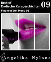 Erotische Kurzgeschichten - Best of 09: Finale in den Mund 01