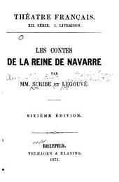 Les contes de la reine de Navarre ou La revanche de Pavie