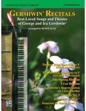 The Young Pianist's Library - Gershwin Recital Pieces, Book 14C: For Intermediate (Level 4) Piano